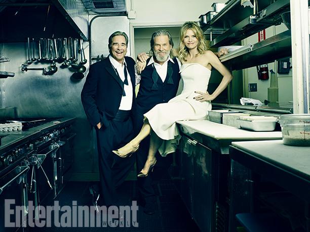 Beau Bridges, Jeff Bridges and Michelle Pfeiffer, The Fabulous Baker Boys Reunion