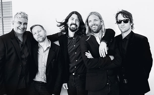 SONIC HIGHWAYS The Foo Fighters