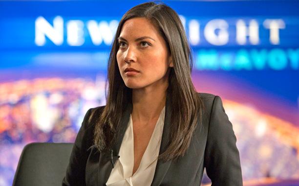 The Newsroom Olivia Munn
