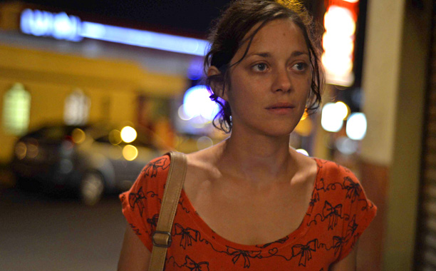 ''Marion Cotillard deserved the nomination for Best Actress...she was outstanding in Two Days, One Night .'' — guest