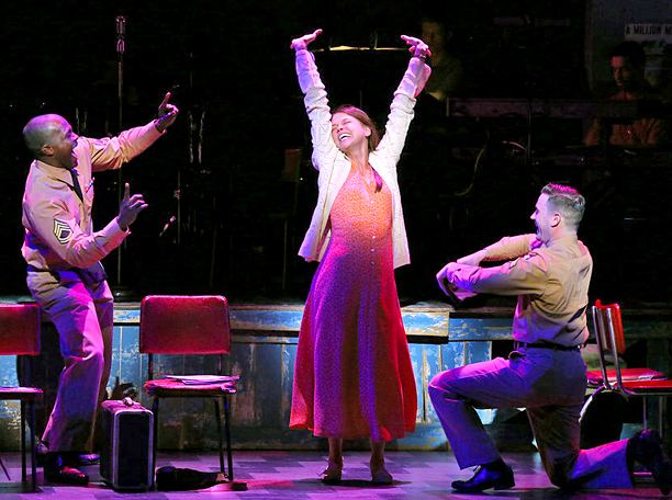 The lovely Jeanine Tesori-Brian Crawley musical—long a regional standard—finally came to bursting, vibrant life on Broadway this year, with Sutton Foster in her finest performance…