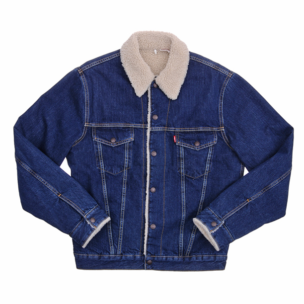 Levi's Vintage Clothing, 1967 Type III Sherpa Trucker Jacket ($330)