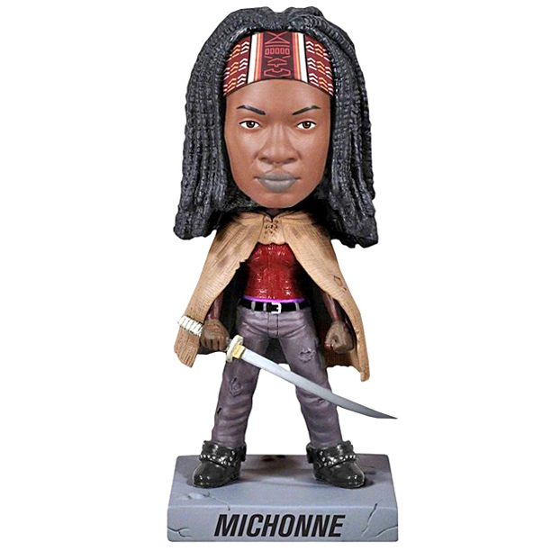 Funko Walking Dead Michonne Wacky Wobbler ($11.02)