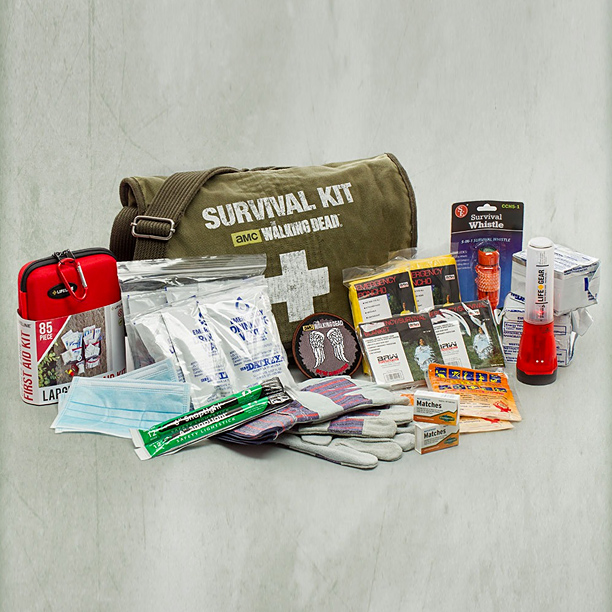 The Walking Dead Official Survivor Kit ($129.99)