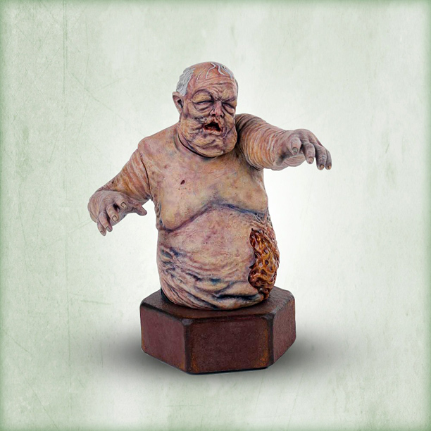 Well Walker mini bust ($74.99)