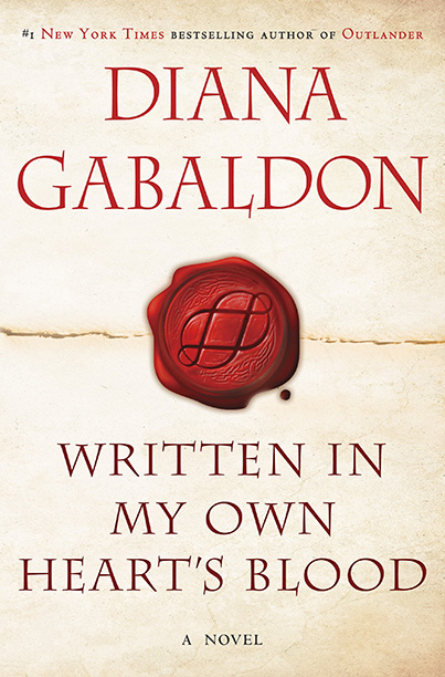 Written in My Own Heart's Blood by Diana Gabaldon Fans went crazy for the eighth installment in the Outlander series.