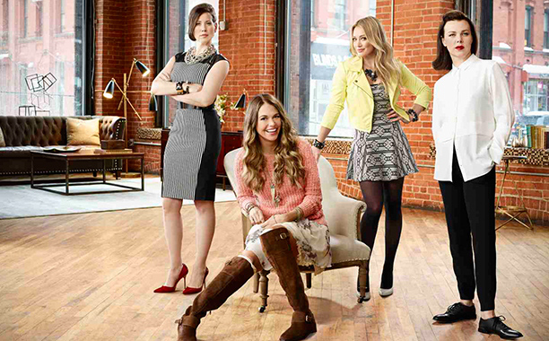 The cast of TV Land's 'Younger'