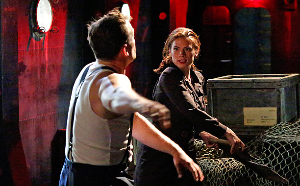 Agent Carter Recap