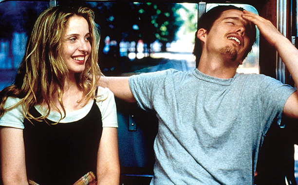 It's been 20 years since Richard Linklater directed this charmed chance encounter between Jesse (Ethan Hawke) and Celine (Julie Delpy) and launched modern cinema's most…