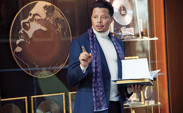 Terrence Howard in Empire