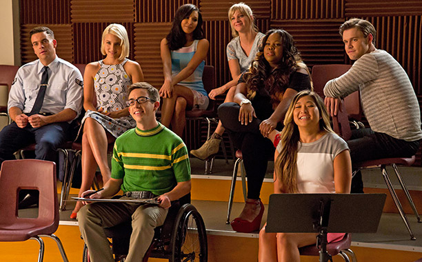 Episode: ''Loser Like Me,'' 2014 Here's what you missed on Glee : when the hell this show is supposed to be taking place. (It's been…