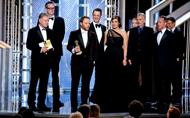 Golden Globes Fargo