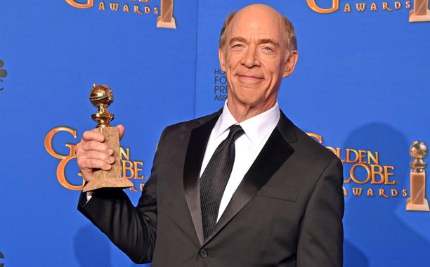 Golden Globes Jk Simmons 05