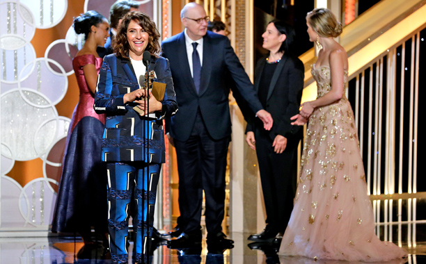 Golden Globes Transparent
