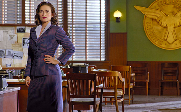 Haley Atwell in Marvel's Agent Carter