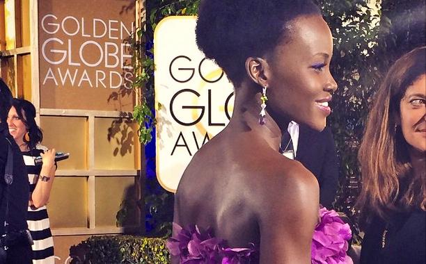 Instagram Golden Globes