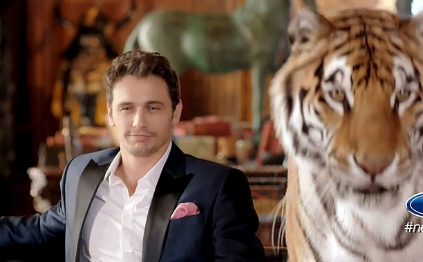 James Franco Ford Commercial