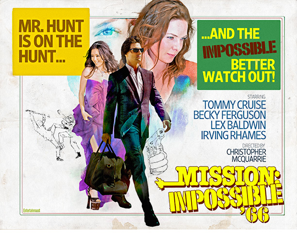 Mission: Impossible debuted on CBS in September 17, 1966