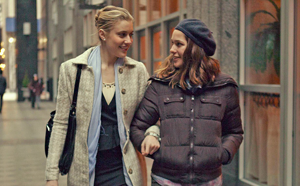 Noah Baumbach and Greta Gerwig—respectively, the writer-director and writer-star of 2013's indie sensation Frances Ha —regroup with this comedy that's cryptically described in Sundance literature…
