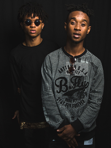 Big Break in 2015: The Mississippi rap duo's ''No Type'' is already a smash, and it's easy to get hooked on their rugged, trippy flow—if…