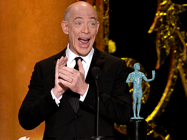 Screen Actors Guild Awards 2015 | Outstanding Performance by a Male Actor in a Supporting Role, Whiplash Give him the win for the most composed speech of the night, too. After…