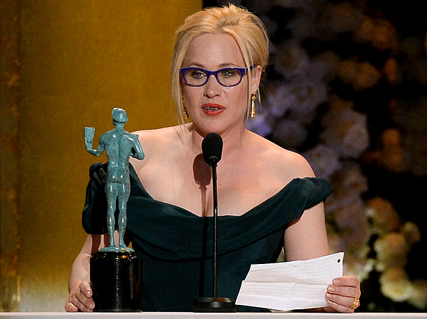 Screen Actors Guild Awards 2015 | Outstanding Performance by a Female Actor in a Supporting Role, Boyhood Arquette has been sweeping awards season for her work in Boyhood , but her…