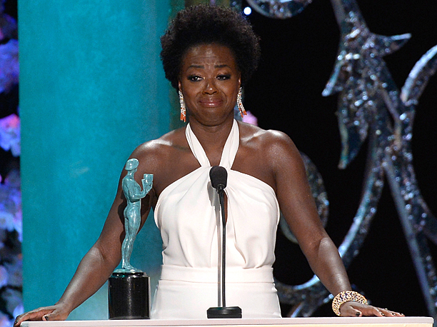Screen Actors Guild Awards, Screen Actors Guild Awards 2015 | Outstanding Performance by a Female Actor in a Drama Series, How to Get Away With Murder Claiming the award in a category that included both…