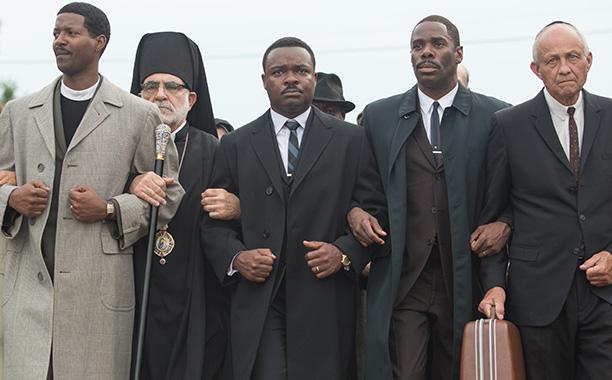 Nominees ''Big Eyes,'' Big Eyes ''Glory,'' Selma ''Mercy Is,'' Noah ''Opportunity,'' Annie ''Yellow Flicker Beat,'' The Hunger Games: Mockingjay, Part 1 EW predicts: ''Glory,'' Selma…