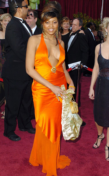 Style | It must have been pretty hard for Henson to Hustle and Flow at the 2005 Oscar after-parties in that dress. — Erin Strecker