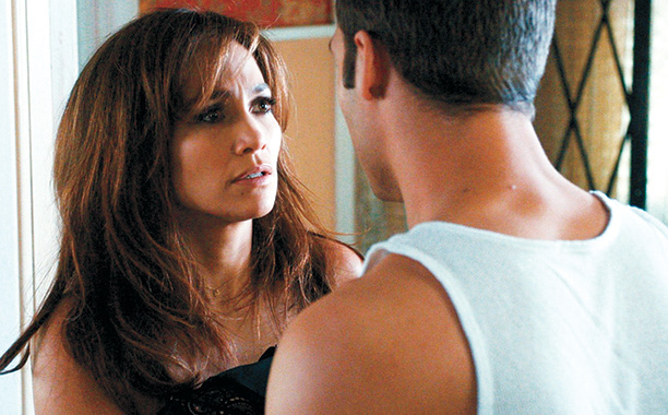 Jennifer Lopez in The Boy Next Door