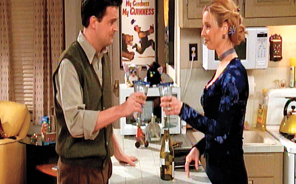 Friends | ''The One Where Everyone Finds Out'' Arguably one of the funniest episodes ever, this season 5 classic is elevated by Chandler and Phoebe's escalating romantic…