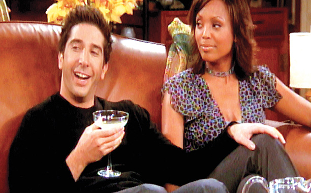 Friends | ''The One Where Ross Is Fine'' David Schwimmer is in fine form as Ross pretends to be okay with Rachel and Joey's relationship (which, frankly,…