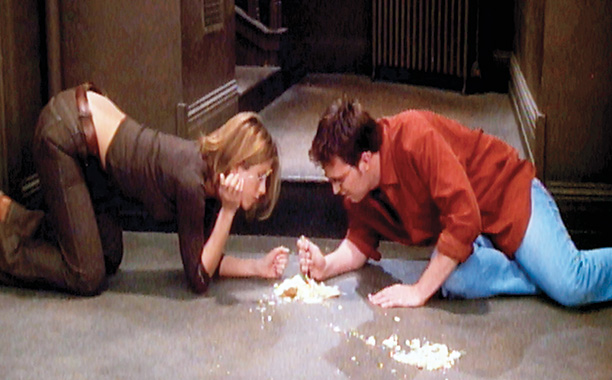 Friends | ''The One With All the Cheesecakes'' A rare Rachel-Chandler team-up—in which the two become addicted to treats mistakenly delivered to Chandler—and a touching moment underlining…