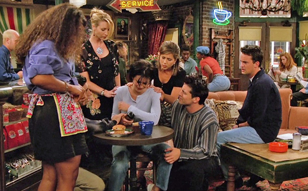 Friends | ''The One With Five Steaks and an Eggplant'' Truthfully, there are other episodes in season 2 that egregiously bore, but we hate seeing the Friends…