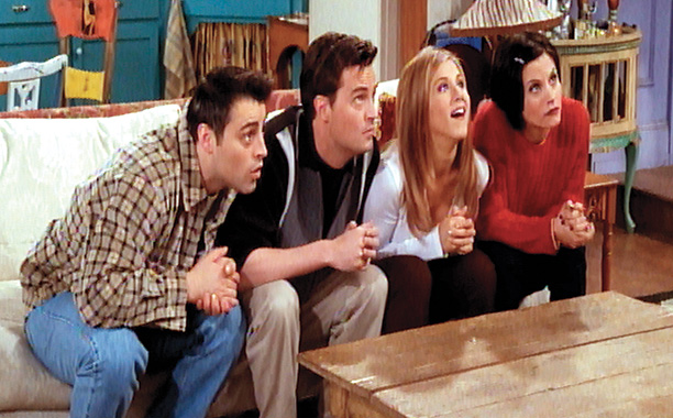 Friends | ''The One With the Embryos'' It's the one with that game-changing quiz competition, in which Monica and Rachel lose the apartment to Joey and Chandler…