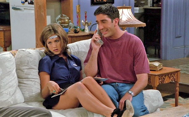 Friends | ''The One With the Invitation'' Lazily regurgitated Ross-and-Rachel clips play as Ross debates whether to invite Rachel to his wedding. (Um, the answer, obviously, is…