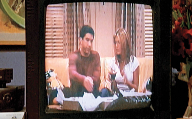 Friends | ''The One With the Videotape'' A recording of the night Ross and Rachel slept together reveals who came on to whom on the night Emma…