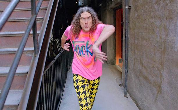 Weird Al Tacky Music Video