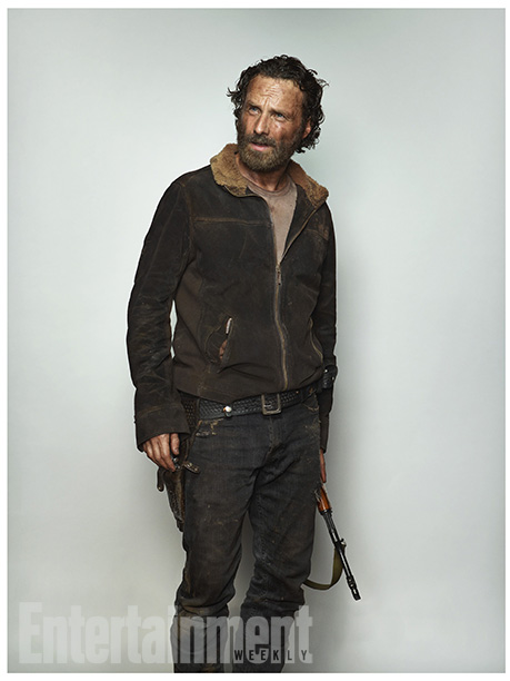 Andrew Lincoln as Rick