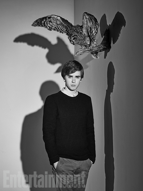 'BATES MOTEL' HOMAGE: About that owl...