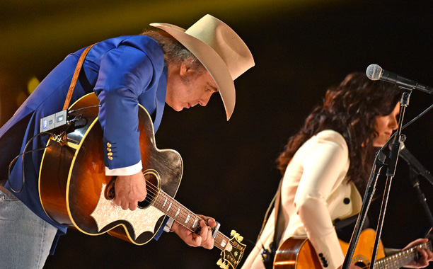 "Brandy Clark and Dwight Yoakam, ""Hold My Hand"""