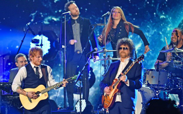"Jeff Lynne's ELO, ""Evil Woman""and ""Mr. Blue Sky"""