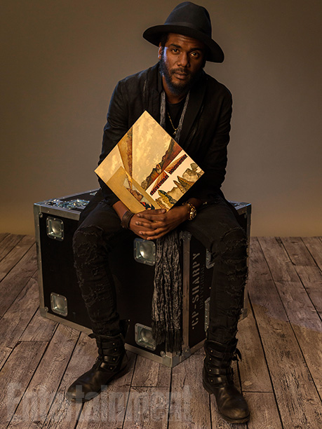 Gary Clark Jr. with 'Innervisions'