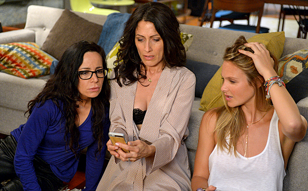 GIRLFRIENDS GUIDE DIVORCE
