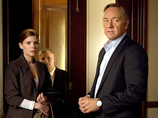 House Of Cards Spacey Mara