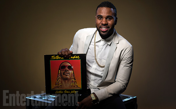 Jason Derulo with 'Hotter Than July'