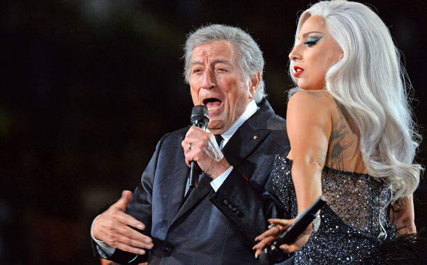 "Tony Bennett & Lady Gaga, ""Cheek to Cheek"""