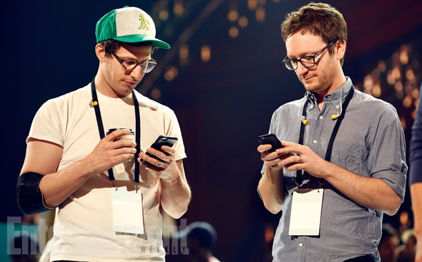 Andy Samberg and Akiva Schaffer: Lonely Island stays connected