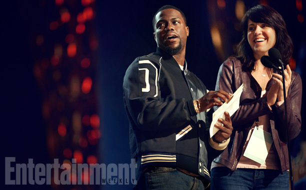 Kevin Hart and stand-In