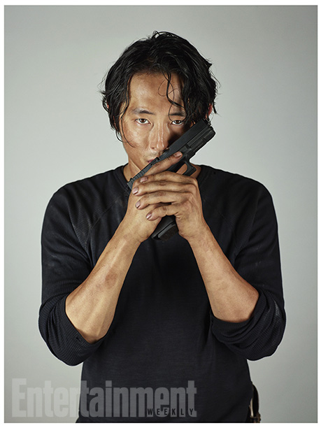 Steven Yeun as Glenn